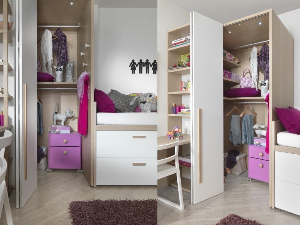 Compact 2012, Kid bedroom with walkin closet