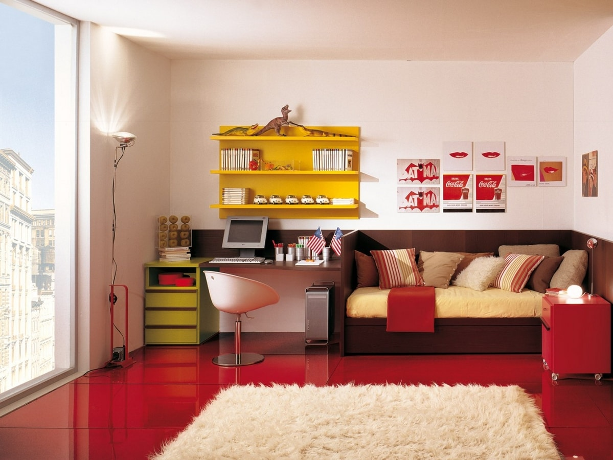 Compact 4006, Kid bedroom furniture for a small room