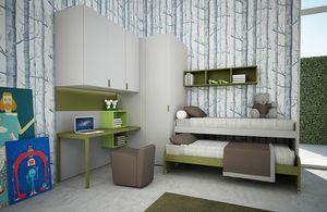 Mobilificio Granzotto Srl, Kid bedrooms