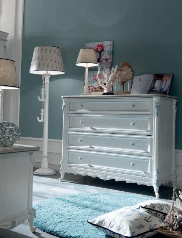 Luigi XVI Luigino, Luxurious classic style kid bedroom