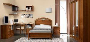 Nostalgia kid bedroom, Classic style kid bedroom