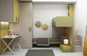 Warm comp.17, Bedroom furniture for children