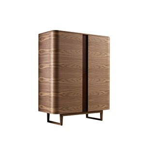 711801 York, Bar cabinet with shelves and drawers