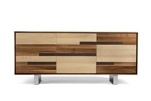 A-140, Sideboard with multi finish front
