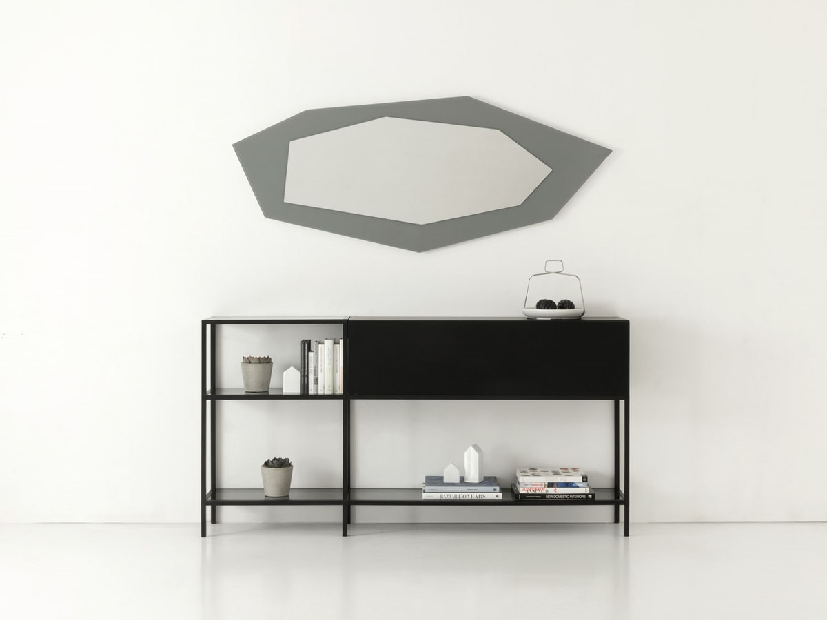 a114 atena, Sideboard with minimal design