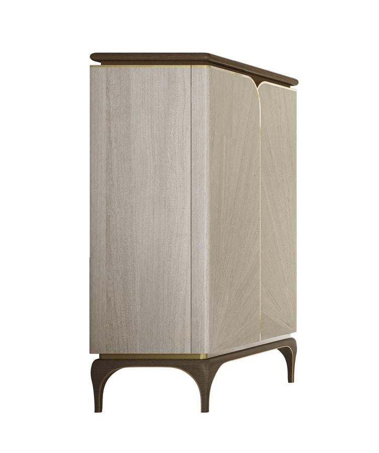 Alexander Art. A01, Buffet cabinet for living room