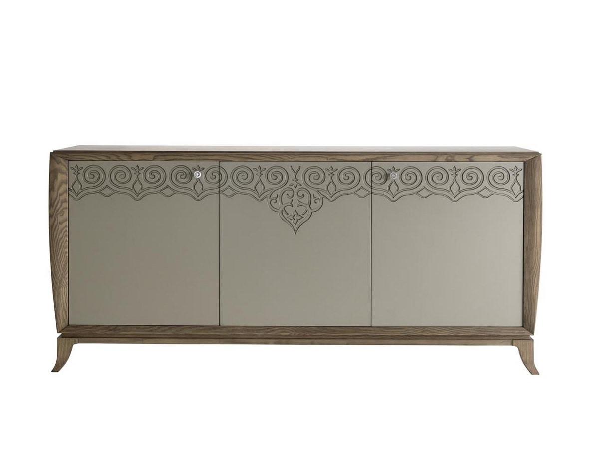 AN 123 PL, Elegant 3-door sideboard