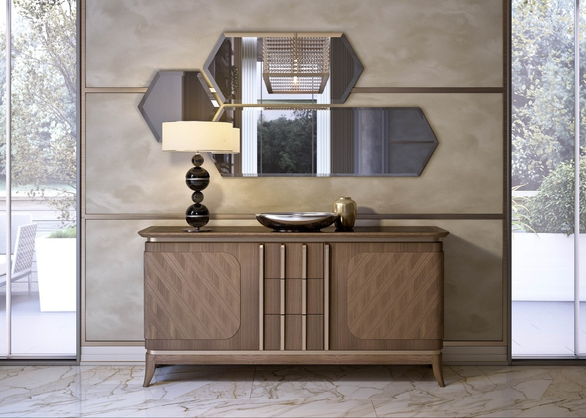 Art. 5000, Sideboard with marble top