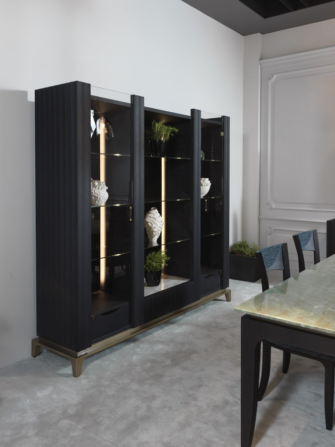 AURIGA Mobile DELFI Collection, Sideboard with large compartments