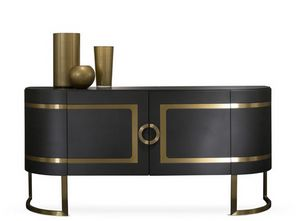Bangle, Modern sideboard, with rounded shapes