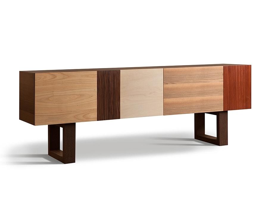 Big John 1721, Sideboard in various wooden essences