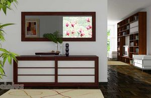 Cabinet with sliding doors, Japanese cabinet with sliding doors
