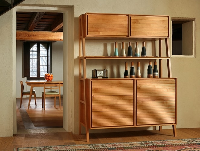 Cavalletto 1786, Wooden sideboard