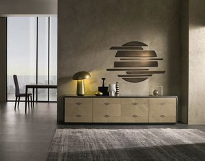 CR61 Desyo Lux, Low sideboard for living room