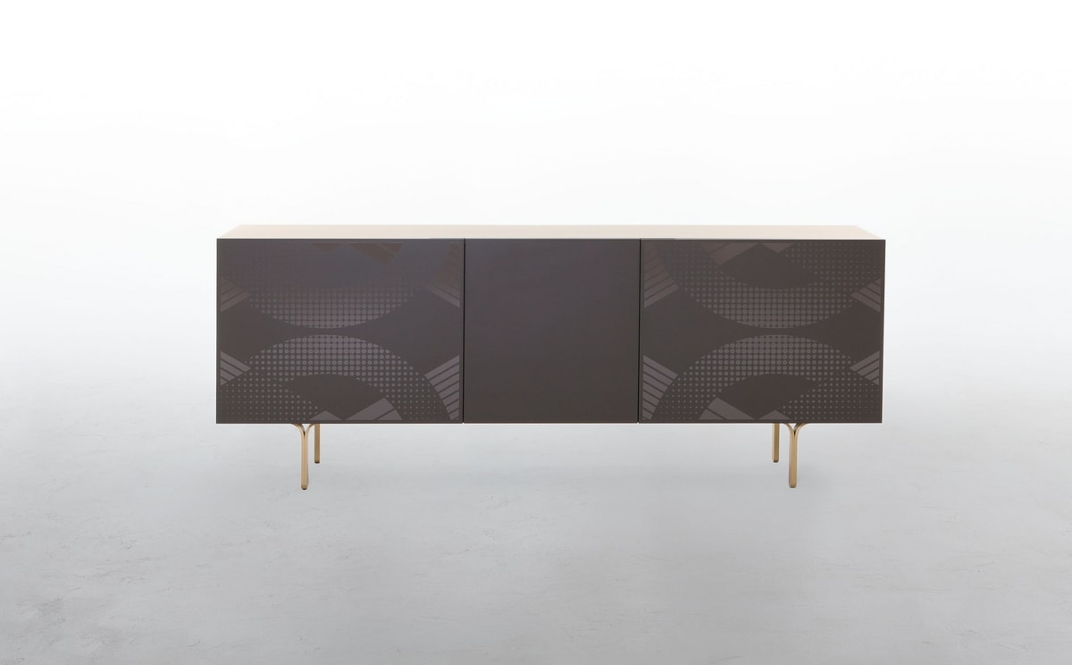 d0f51cf3d50d Sideboard with a contemporary design