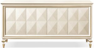 Diamante sideboard, Sideboard with mother-of-pearl decorations
