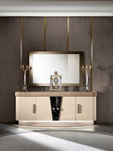 Diamond sideboard, Sideboard with led light
