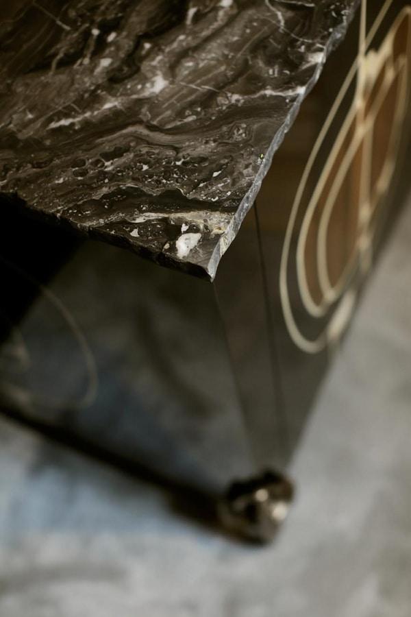 GEA Sideboard, Sideboard in stained Tulipier