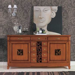 Giorgia GIORGIA3010, Sideboard with floral decorations