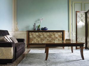 Grand Etoile Art. GE001B, Sideboard with natural decoration