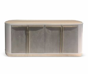 Jazz Lux Soft Art. 826-S, Sideboard covered in leather
