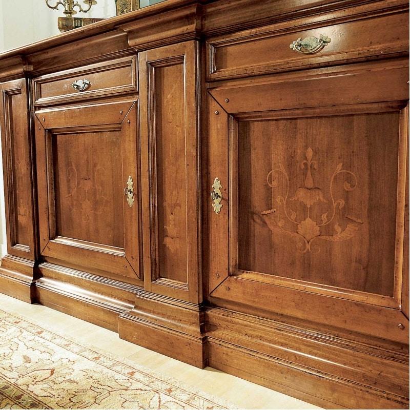 La Casa dello Stile LACASA-E511, Classic inlaid sideboard
