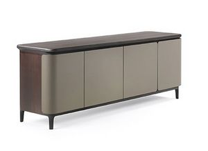 Manda sideboard, Wooden sideboard, with customizable interiors