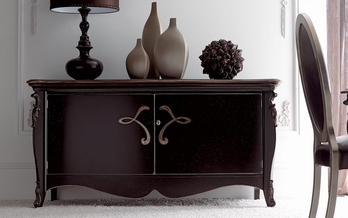 Melissa Art. 540, Sideboard with a refined design