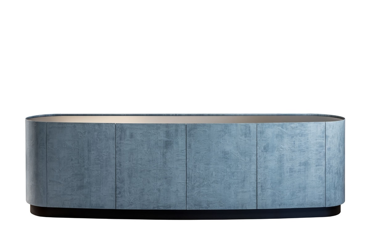 Mirto 2, Sideboard with mirror top
