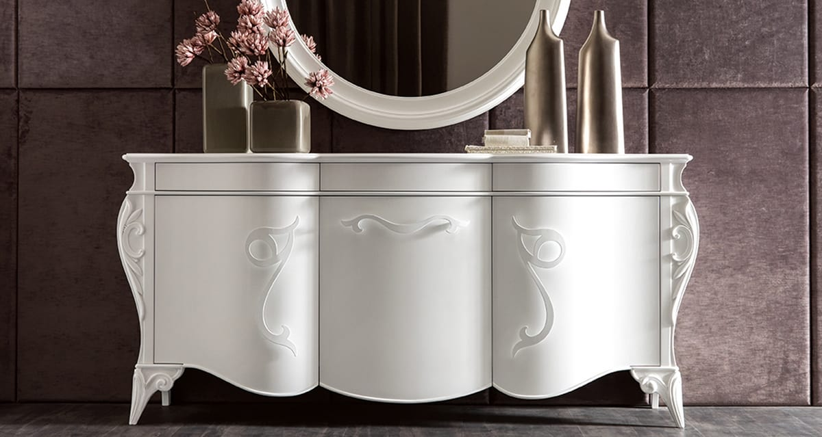 Pigalle Art. 784, Sideboard with a contemporary classic style