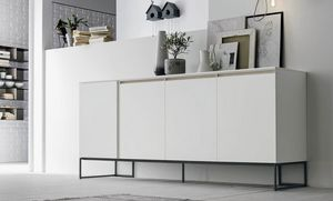 Regolo, Sideboard with a refined design
