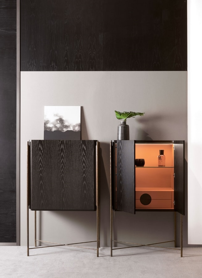 Shangai cabinet, Cabinet with internal drawers
