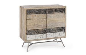 Sideboard 1A-3C Leiston, Sideboard with drawers