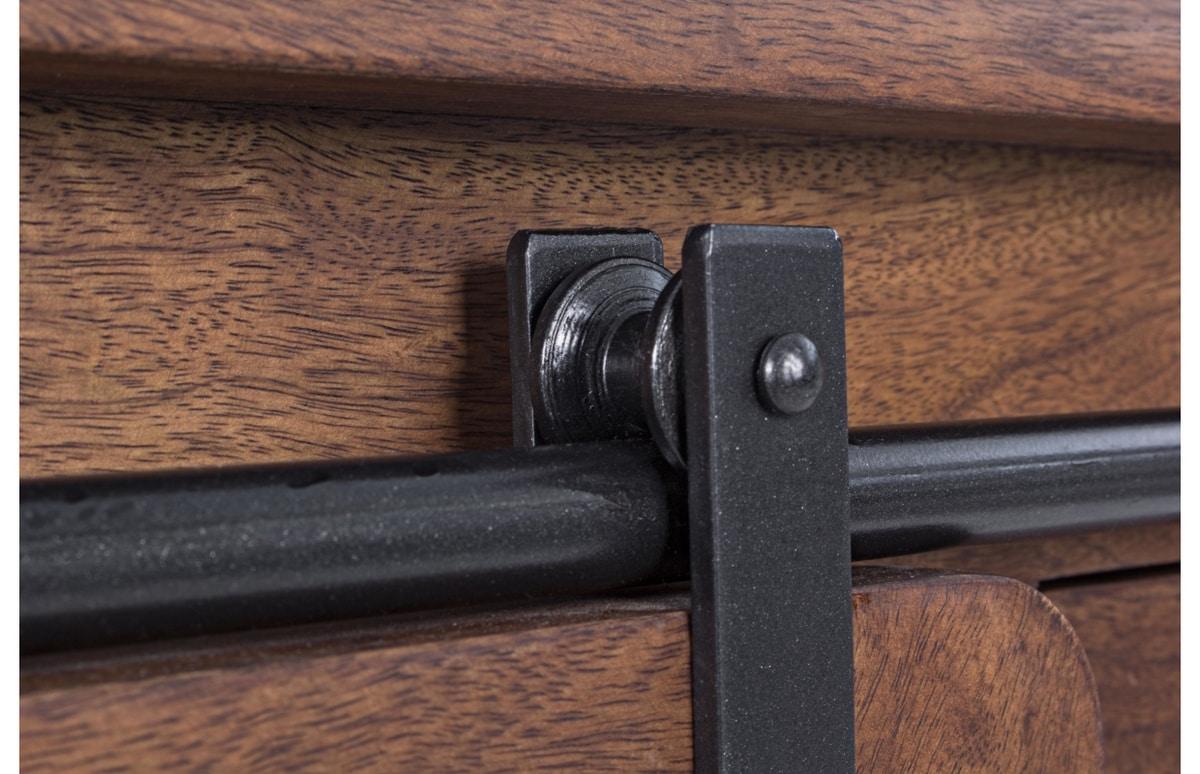 Sideboard 1A-4C Jupiter high, Sideboard with sliding doors