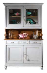 Sophie BR.0054, Venetian cupboard, classic style