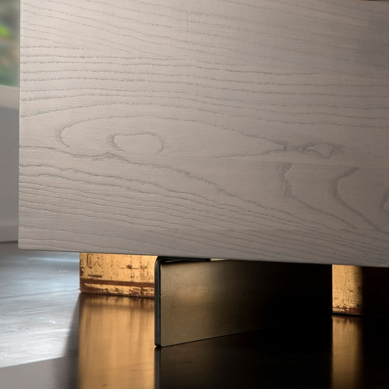 Spazio Contemporaneo SPAZE1053, Sideboard with push pull opening