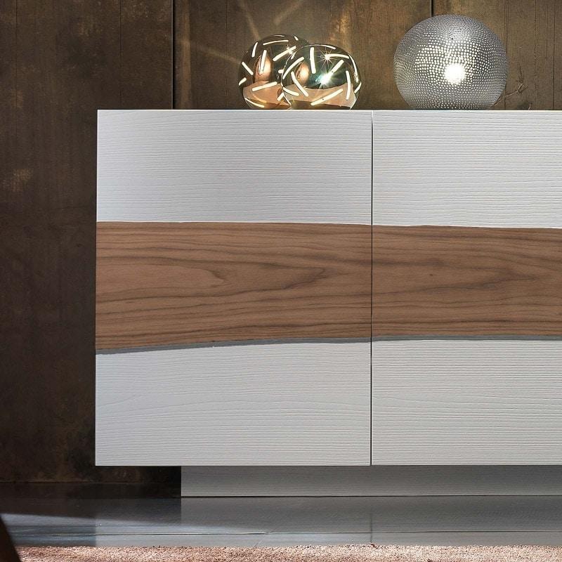 Spazio Contemporaneo SPAZE1057, Sideboard with decorative door