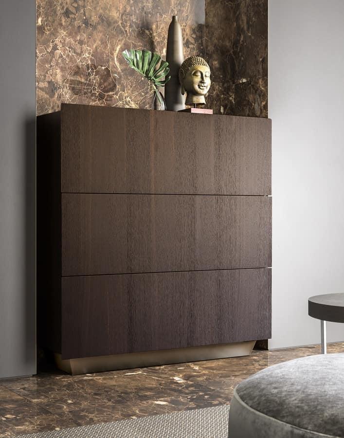 Tosca, Madia elegant, rosewood and ebony exotic finishes also available