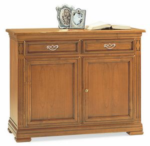 Villa Borghese sideboard 7380, Sideboard for classic living rooms