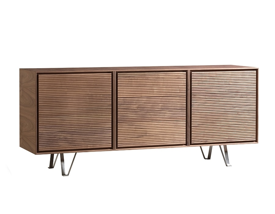 Zero 1722/N, Sideboard with doors and drawers