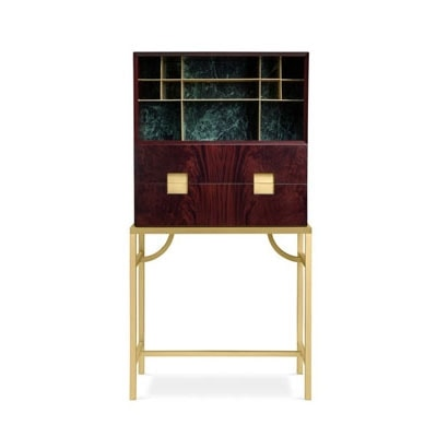 Zuan Large Cabinet, Cabinet with drawers for living room