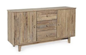 Sideboard 2A-3C Rania, Sideboard in recycled teak wood