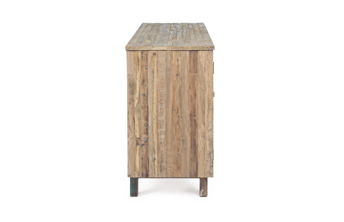 Sideboard 2A-3C Rania, Sideboard in recycled teak wood
