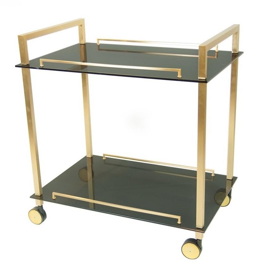 1000, Kitchen trolley with minimal design