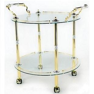 826, Elegant classic style dining trolley