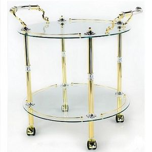 826, Elegant classic style dining trolley