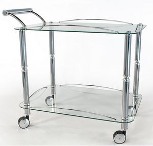 930, Dining room trolley with a modern design