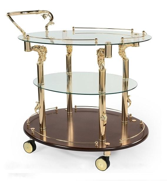 972, Classic luxury style food trolley