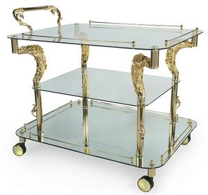 974, Classic style dining trolley