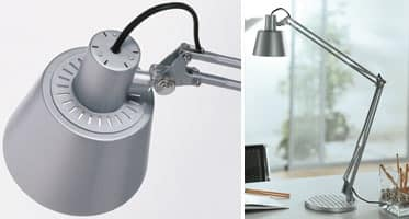 Prima, Technical desk lamp for studies and offices